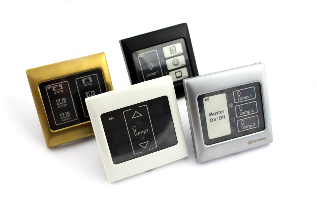 SaveKey touch panel – BASIC series